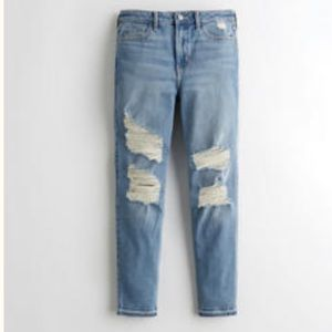 Hollister High Rise Jeans!